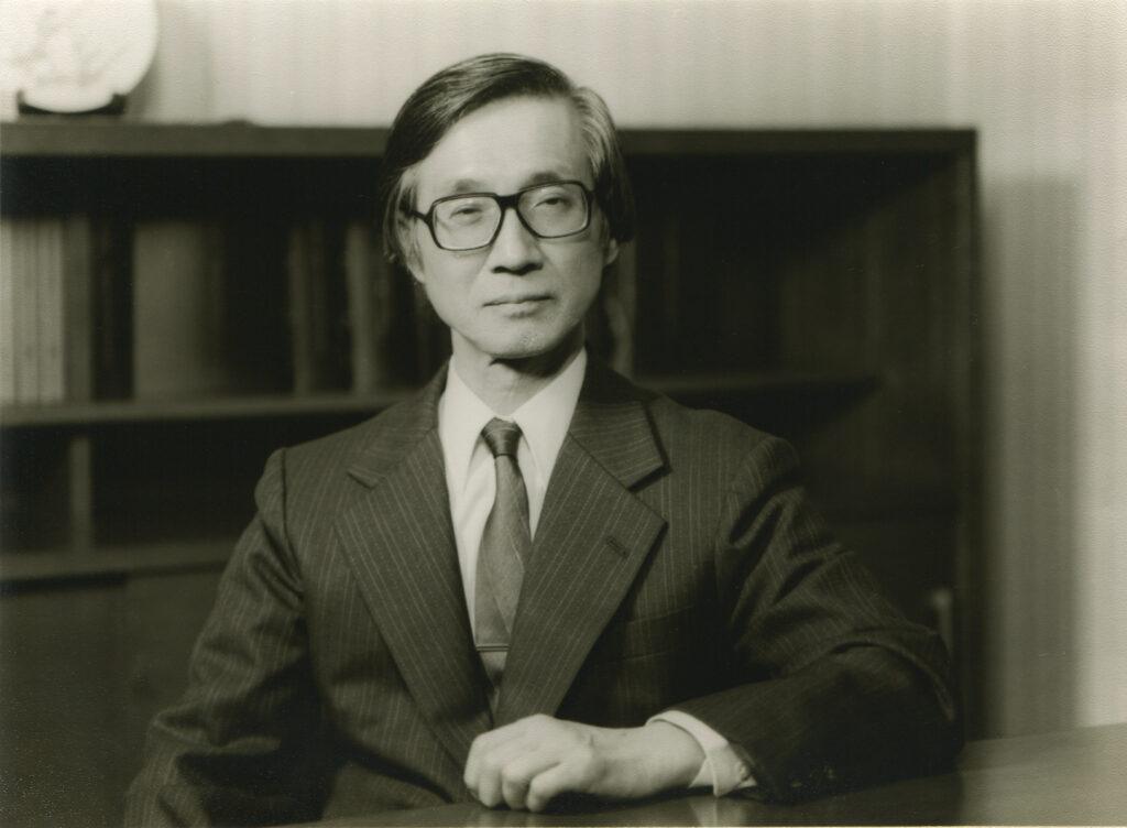 創始者 西岡 久雄